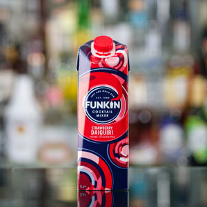 Funkin Strawberry Daiquiri Cocktail Mixer 1ltr