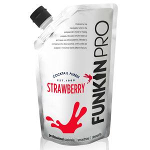 Funkin Strawberry Puree 1kg