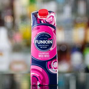 Funkin Strawberry Woo Woo Mixer 1ltr