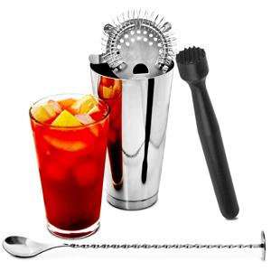 Starter Boston Cocktail Shaker Set