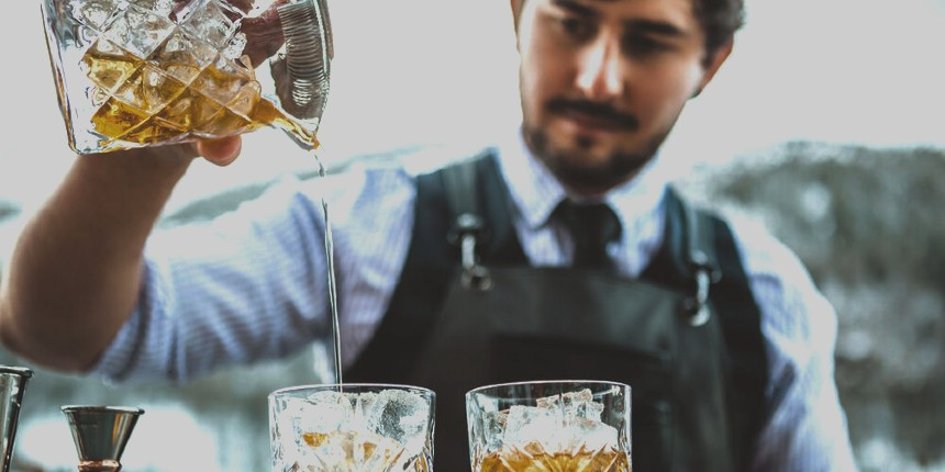 Picture of Bartender Only