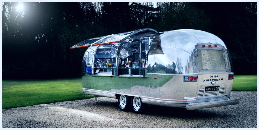 airstream cocktail bar